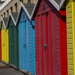 Bournemouth Images - Beach huts